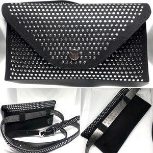 DKNY Studded Envelope Belt Bag XL